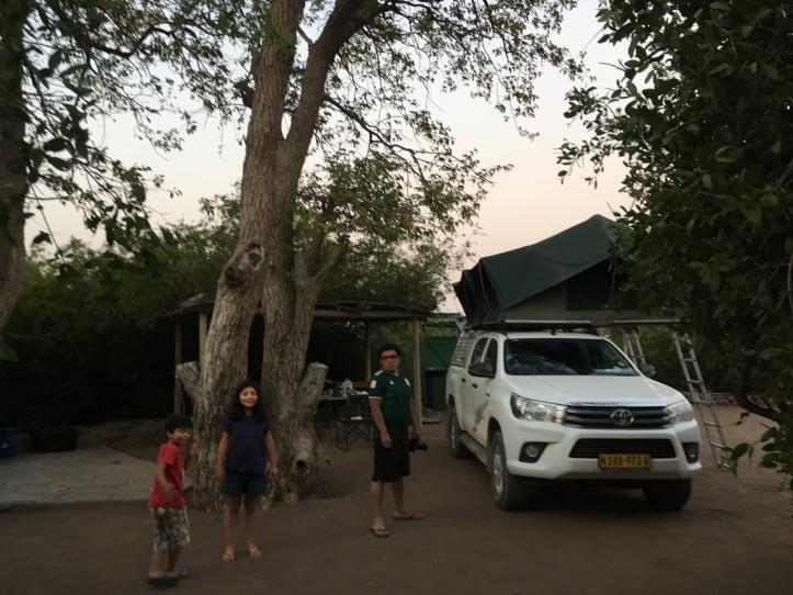 palmwag camp