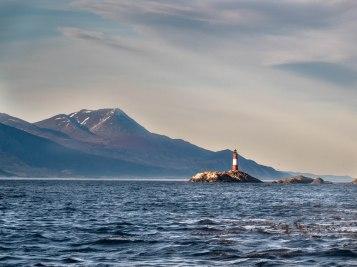 Le phare du bout du monde, terre de feu, Argentine