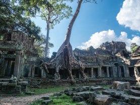 Angkor au Cambodge
