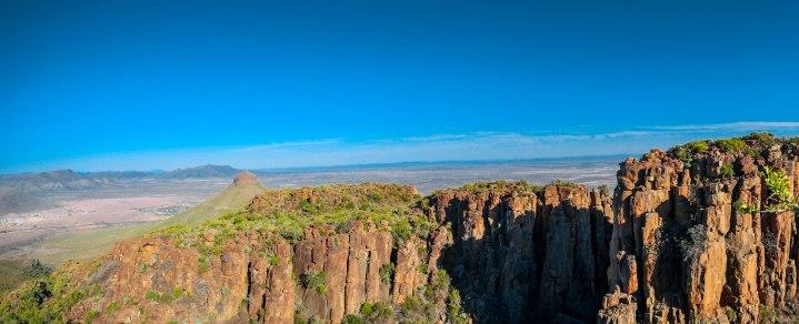 Desolation parc, Afrique du Sud